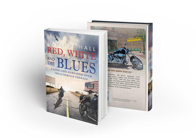 Red White and The Blues 3-D Cover