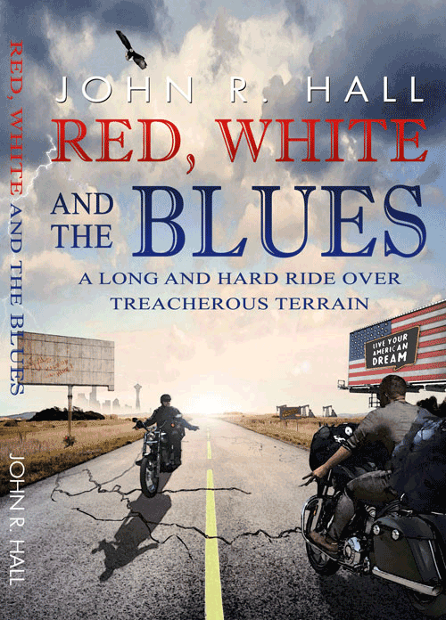 Red, White, and the Blues Book Cover